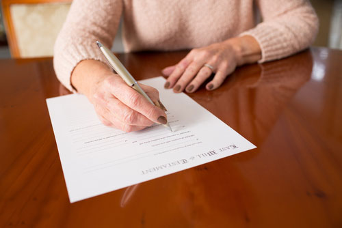 Wills and Estate Planning: Where there's a will, there's a way! 1